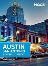 Moon Austin, San Antonio & the Hill Country by Justin Marler (Paperback, 2014)