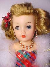 "Vintage 1950s 18"" MISS REVLON DOLL - VT-18 Season's Greetings w/ Access"