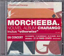CD 12T MORCHEEBA CHARANGO 2002 EUROPE NEUF SCELLE WITH FRENCH STICKER