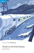 Murder on the Orient Express (Penguin Readers Simplified Text)-ExLibrary