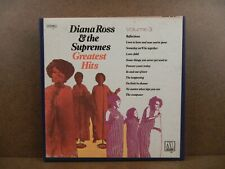 Diana Ross & the Supremes - Greatest Hits Vol. 3 - Motown Magic @ 3 3/4 ips reel