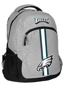 NFL Philadelphia Eagles Logo Action Backpack ( School, Work,Travel)