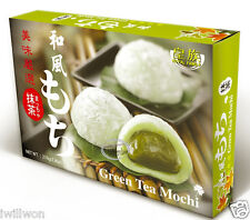 Mochi Daifuku Green Tea Rice Cake Snack Sweet Dessert Mocchi sweets Treats
