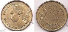 Francia FRANCE 20 Francs 1950  KM# 917  GEM ¡¡¡¡