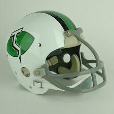 1975 WFL Portland Thunder Suspension Football Helmet