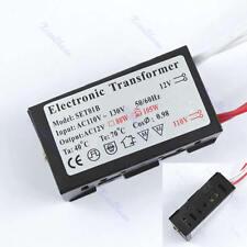 100V-12V AC 105W Crystal Halogen Lamp Light Power Driver Electronic Transformer