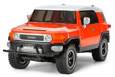 Tamiya 58588 1/10 RC 4WD Truck Kit CC01 Chassis Toyota FJ Cruiser w/ESC