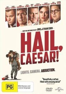 Hail, Caesar! DVD