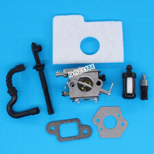 Carburetor Tune Up Kit F Walbro Stihl MS170 MS180 017 018 Chainsaw  Spark Plug