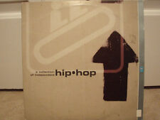 A COLLECTION OF INDEPENDENT HIP-HOP (VINYL 2LP) 1998!!  RARE!!  MOS DEF + J-LIVE