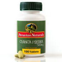 Chanca Piedra 500mg - 100 Tablets (Stonebreaker) - Peruvian Naturals