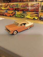 Buby Collectors Classics 1955 Chevrolet Belair closedconvertible coral/white MIB
