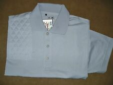 SMALL Right Hand Trap/Skeet Pad ZONE GREY Moisture Management POLO by Adidas