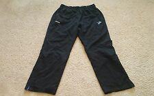 Reebok on the Field Griptonite Detroit Lions Windbreaker Black Pants Sz XL
