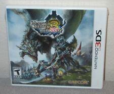 Monster Hunter 3 Ultimate (Nintendo 3DS, 2013)