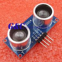 100 X Ultrasonic Module HC-SR04 Distance Measuring Transducer Sensor for Arduino