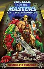 Masters Of The Universe movie poster (c) - He-Man poster - 11 x 17 inches