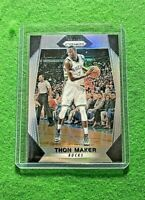 THON MAKER PRIZM SILVER MILWAUKEE BUCKS 2017-18 PRIZM BASKETBALL REFRACTOR PRIZM