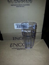 Pepsi Clear Tumblers 20 ounce