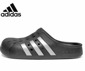 New Adidas Adilette Clog Black, Water Sports Fashion FY8969
