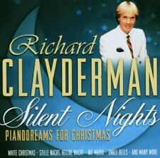 CD RICHARD CLAYDERMAN ``Christmas... Silent Nights`` Pianodreams - Neu & OVP !!