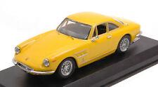 FERRARI 330 GTC 1966 YELLOW 1:43 MODELLINO AUTO BEST MODEL SCALA