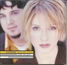 Leigh Nash SIXPENCE NONE THE RICHER There She Goes PROMO CD Single SEALED la's
