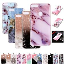 Rubber Soft TPU Thin Phone Back Case Cover Skin For Nokia 6 2018 Oneplus 6 Sony