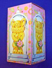 Avon Vintage SUNNY BUNNY Rabbit Baby Pomander 1973 BOX ONLY