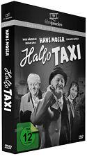 """Hallo Taxi - mit Hans Moser & Paul Hörbiger (""""Hallo Dienstmann"""") Filmjuwelen DVD"""