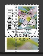 Bund Mi.Nr. 3424 (2018) gestempelt mit ESST (Bonn)/Blumen (Wiesenschaumkraut)