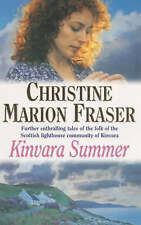 Kinvara Summer, Marion Fraser, Christine, New Book