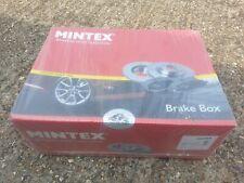 FORD FOCUS MK1 MINTEX FRONT BRAKE DISCS & PADS MDK0085