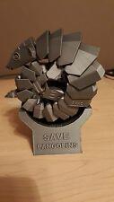 Pangolin Toy Figure Moveable replica Free Shipping Fidget