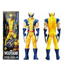 Wolverine X-men 12'' Action Figure Titan Hero Series Marvel Kids Toys Xmas Gifts