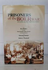 2015 Signed First Edition Prisoners of The Boer War in Ceylon WH287