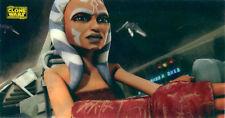 Star Wars Clone Wars Season 1 Widevision Flix Pix Motion Card 4