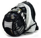 MOTORCYCLE TRAIL ENDURO SCOOTER SUPER MOTO RUCKSACK BACKPACK HELMET CARRIER BAG