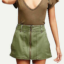 Women's Military Style Skirts