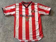 Sunderland Retro Shirt. UK Size Medium Boys. Excellent Condition. Rare.