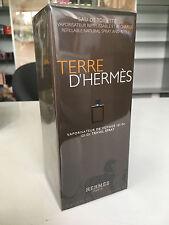 Hermes Terre D'Hermes SET 30ml EDT nachfüllbares Travelspray + 125ml Nachfüllung