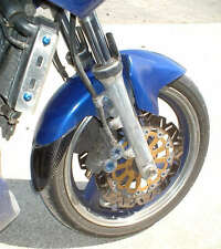 Yamaha FZS 1000 Fazer Extension Prolongateur de Garde Boue Fibre Carbone FZS1000