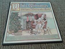 MORMON TABERNACLE CHOIR ~ WHITE CHRISTMAS ~ LP 1977 ~ VG+/VG+