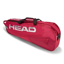 Head Elite 3R Pro Tennis or Squash Racquet Racket Bag - Red - Reg $50
