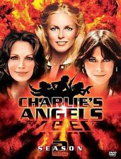 Charlies Angels - The Complete Second Season -Sony DVD 6-Disc Set-Region 1