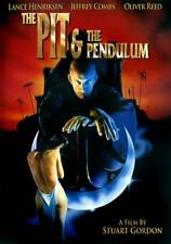 THE PIT AND THE PENDULUM NEW DVD