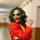 The Joker Mask -  Joaquin Phoenix - Costume Halloween Movie