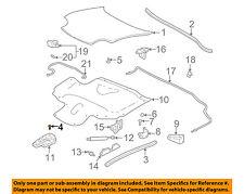 GM OEM Hood-Hinge Adjust Bolt 10416094