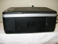 HP Deskjet F4180 All In One Color Photo Inkjet Printer Scanner Copier USB