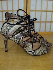 Dune head over heels Lace Up shoes size 6